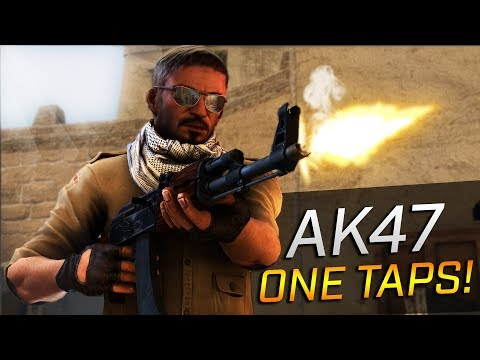 CS:GO - BEST AK47 One Taps 2017 (Fragmovie)