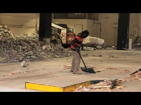 house of vans nyc demolition 2018