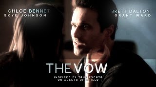 Skye & Ward | The Vow (TRAILER)