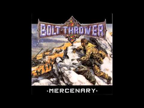 Bolt Thrower - Infiltrator