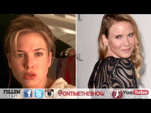 Renee Zellweger nearly unrecognizable after facial transformation 2014 Elle Women Hollywood Awards