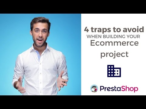 4 Traps To Avoid When Building Your Ecommerce Project