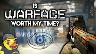 "Is ""Warface PVP"" Worth My Time?"