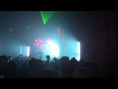 Laurent Garnier @ Eastern Electrics NYE 2011/2012, The Coronet, London