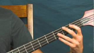 beginner bass guitar lesson whatever you want status quo