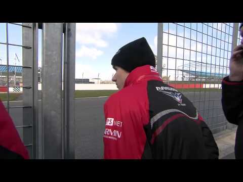 New Marussia F1 Team Members Talk about Their Cool Jobs