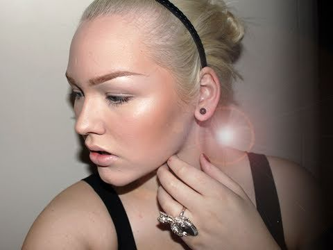 How to get Perfect Glowy Skin (My Foundation Routine)