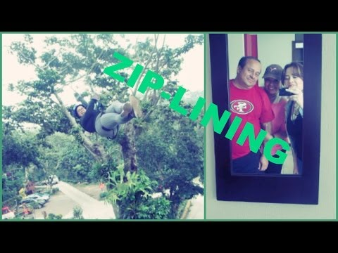 Daily Vlog: Zip-Lining in Central America