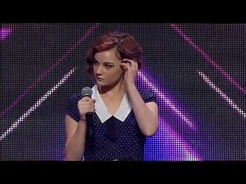 Bella Ferraro  - Audition - The X Factor Australia 2012 Night 1` [FULL] Music Videos