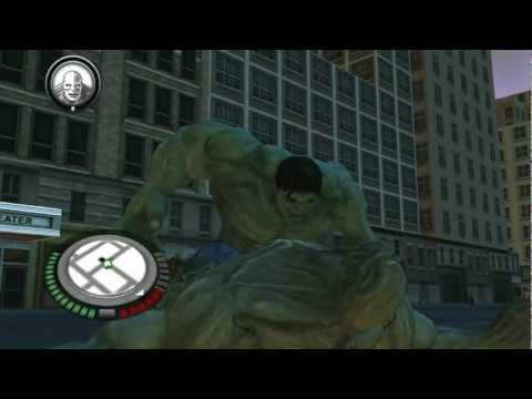 THE INCREDIBLE HULK VS ABOMINATION [FINAL BOSS]