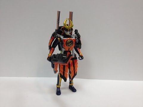 Kamen Rider Gaim - Arms Change Series Ac-11 Kachidoki Arms W gaim video