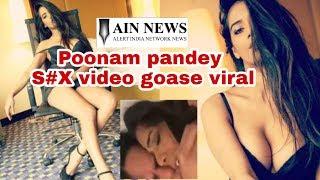 Poonam pandey S#X Video goase viral