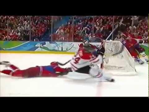 Олимпиада 2010  Россия Канада 3 7  голы