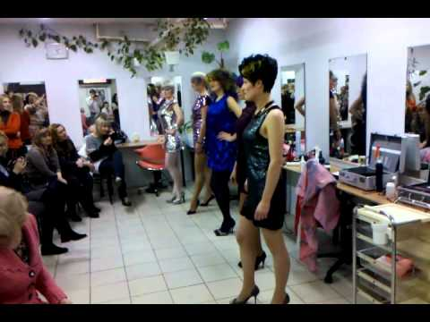 HairTrends by ArtStil School. Kishenev, Moldova.