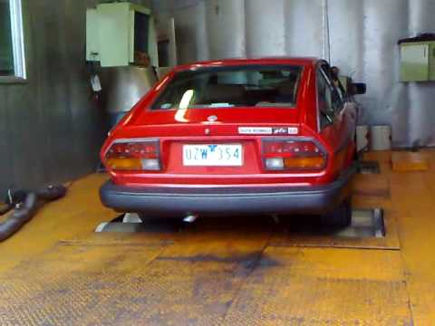 1982 Alfa Romeo GTV 2.0 Dyno