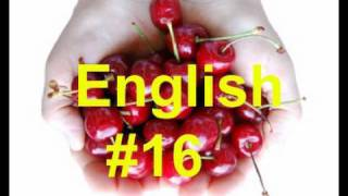 Learn Easy English Lesson #16 (American Accent) In the Garden