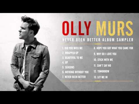 Olly Murs - Never Been Better (album Sampler) video