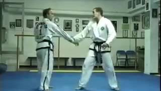 Master Vasilis Alexadris 8th Degree Taekwon-Do ITF Self Defence