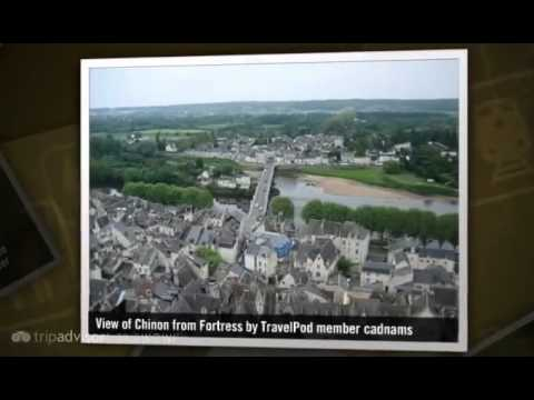 Chinon, Chateaux & Chocolat Truffles - Chinon, France (chinon france, how to get to chateau)