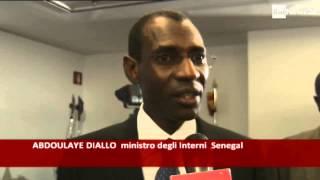 Immigrazione | Ministro senegalese Diallo a Roma