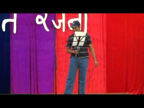 Saregamapa A12 - Rajesh - Aajse Pehle Aaj Se Zyada video