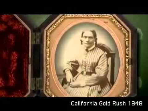 1 of 5 California Gold Rush 1848 mp4