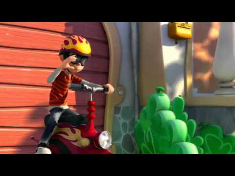 The Lorax Official Trailer