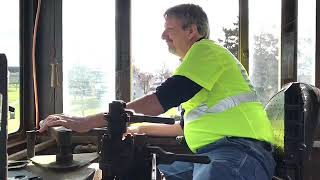 Holiday Train rides at Mad River & NKP Railroad Museum in Bellevue on Saturday, Nov. 25, 2017. Train