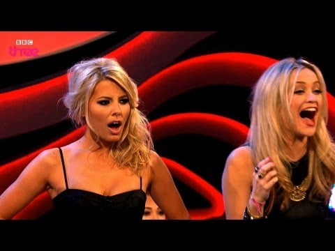 Mollie King tries to spot the difference - Sweat the Small Stuff: Extra Sweaty - BBC Three