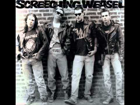 Screeching Weasel - I Want Your Brain