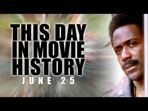 This Day in Movie History - Shaft: June 25, 1971 - Film Fact HD