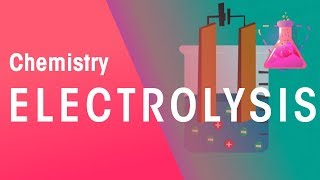What is Electrolysis | Chemistry for All | FuseSchool
