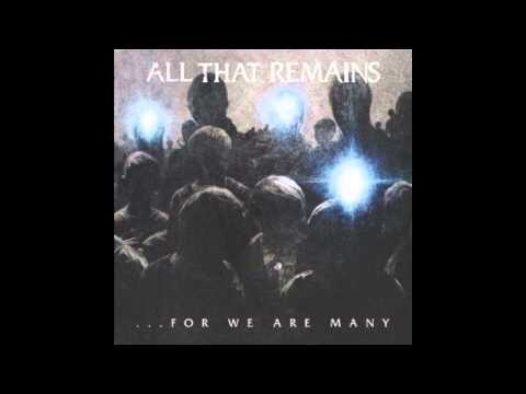 All That Remains - Aggressive Opposition