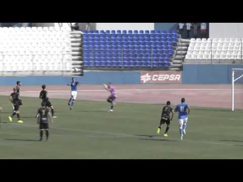 Melilla 1 - Real Jaén 1 (26-10-14)
