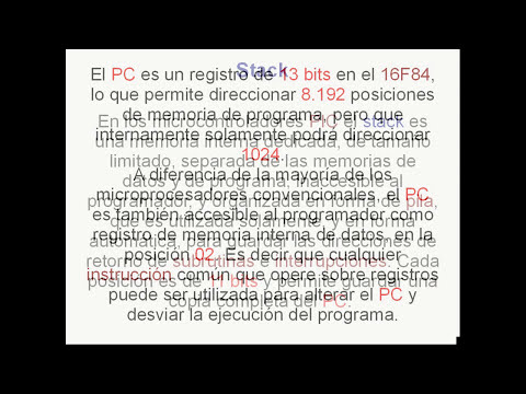 Tutorial Ensamblador PIC16F84 Parte 1 de 4.mp4