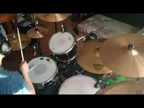 Kowalsky meg a Vega - Hála veled /Drum Cover/