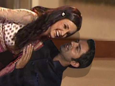 Khushi ROMANTICALLY FALLS ON Arnav in Iss Pyaar Ko Kya Naam Doon 26th April 2012