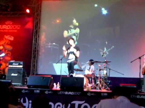 sweet mullet – ตลอดเวลา   [live] @siam paragon