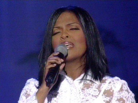 Cece Winans Live Jesus You Re Beautiful Part 1 Youtube