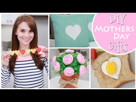 DIY MOTHERS DAY GIFT IDEAS