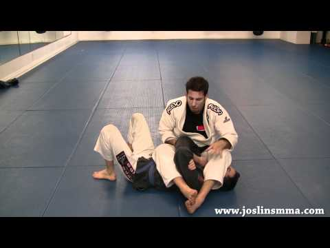 BJJ Technique - Armlock from the back + Countering Arm lock Defense Image 1