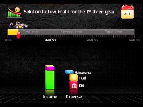 How Mahindra EarthMaster increases your profits - Hindi | Mahindra Earthmaster