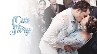 chuck and blair   our story