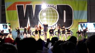 The Company at WOD 2010 Vallejo