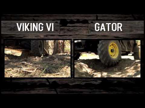 2015 Yamaha Viking VI vs 2014 John Deere Gator 825I