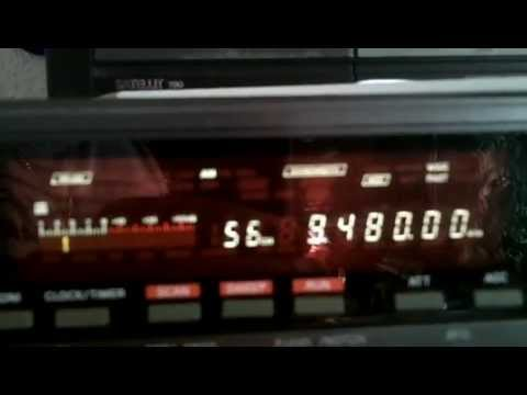 MV Baltic Radio 21 10 2012 9480 kHz 09 15 UTC