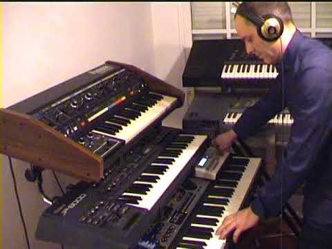 DX5 playing Depeche Mode