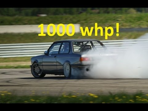 BMW E21 S54 TURBO 1000whp - Winning it all