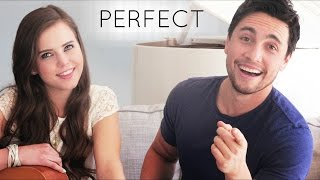 Download video Perfect - Ed Sheeran (Tiffany Alvord & Chester See Cover)