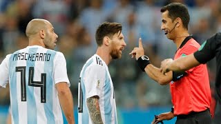 France moves on, Argentina continues to struggle at World Cup